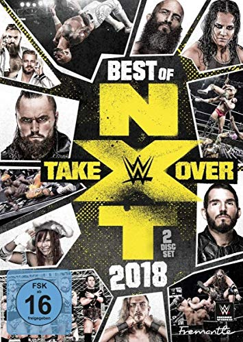 WWE: Best Of NXT TakeOver 2018 [2 DVDs]