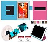 Hülle für Medion Lifetab P8912 Tasche Cover Hülle Bumper | in Pink | Testsieger