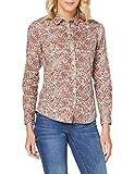 Springfield 5.G.Camisa Raya/Paisley-C/98 Blusa, Multicolor (Multicoloured 98), 44 (Tamaño del Fabricante: 34) para Mujer