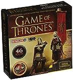 Game of Thrones-Juego De Tronos Set de Construcci&ampoacuten Estandarte Casa Lannister, Color (Brown, Red), Ninguna (MC Farlane 19361)