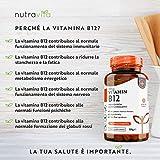 Zoom IMG-1 vitamina b12 1000 mcg metilcobalamina