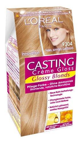 L'Oréal Paris Casting Creme Gloss, Helles sonniges Goldblond #9304
