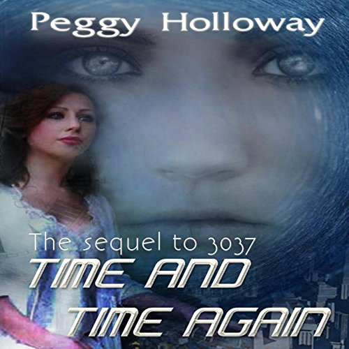 Time and Time Again audiobook cover art