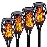Luci Giardino Solari 96 leds, Luci Solari Giardino con Torcia a LED, lampada Solare da Gia...
