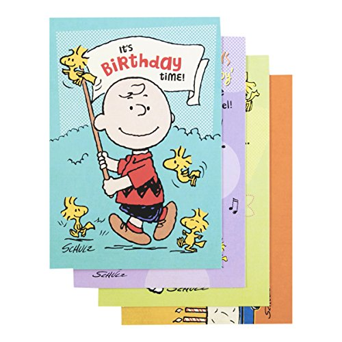 DaySpring Peanuts – Inspirierende Geburtstagskarten – 86067