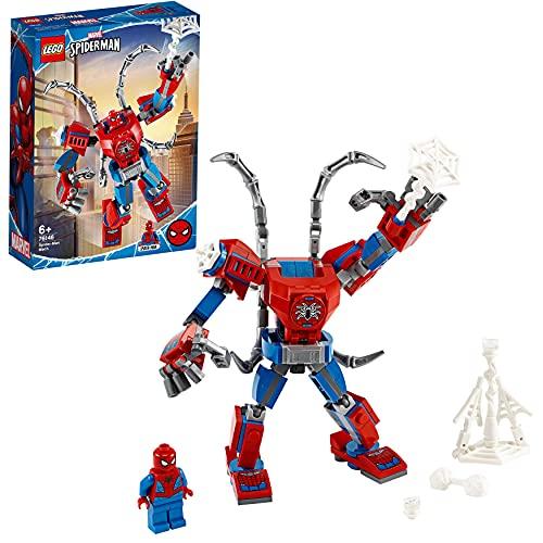 LEGOSuperHeroesMarvelMechSpider-Man,Pla...