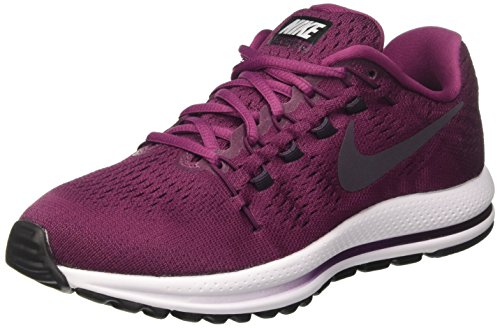 Nike Air Zoom Vomero 12, Zapatillas de Running Mujer, Morado (Tea Berry/Port Wine/Bordeaux/White), 42 EU