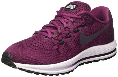 Nike Air Zoom Vomero 12, Zapatillas de Running Mujer, Morado (Tea Berry/Port Wine/Bordeaux/White), 42 EU
