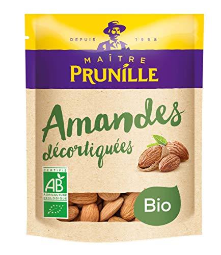 Maitre Prunille Amandes Décortiquées Bio 200 g