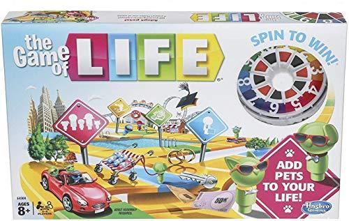 THE GAME OF LIFE 英語版 人生ゲーム ☆遊びながら、楽しく英語レッスン☆  [並行輸入品]