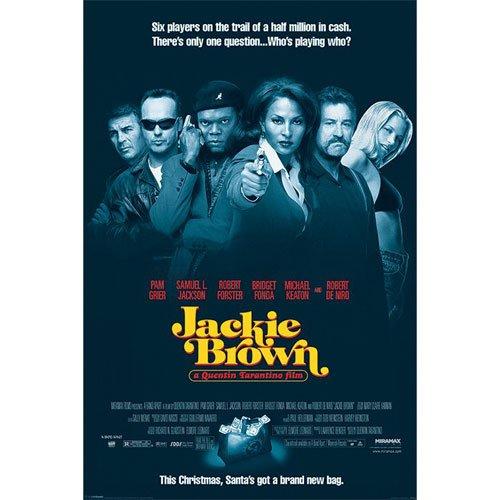 Filmposter - Poster Jackie Brown