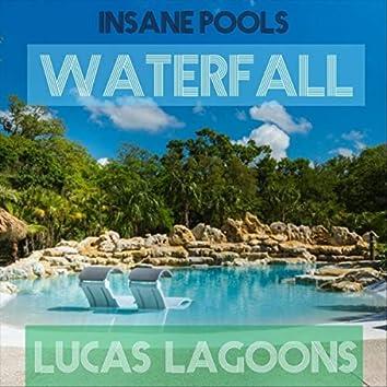 Insane Pools Waterfall