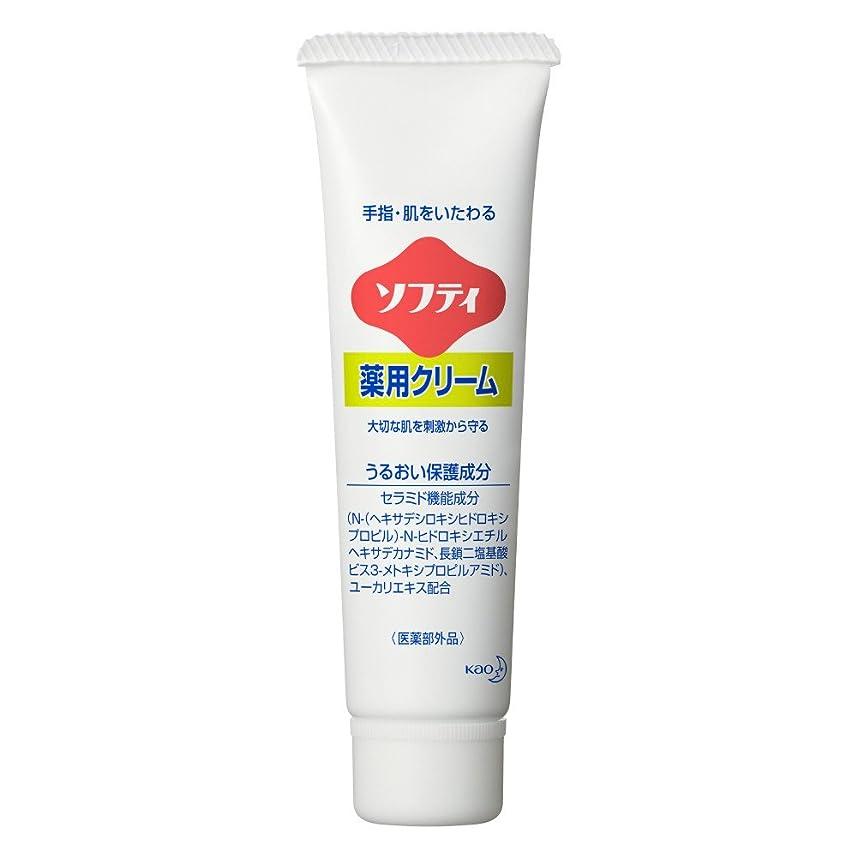 ゼリーベスビオ山手首ソフティ 薬用クリーム 35g (花王プロフェッショナルシリーズ)