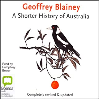 A Shorter History of Australia cover art