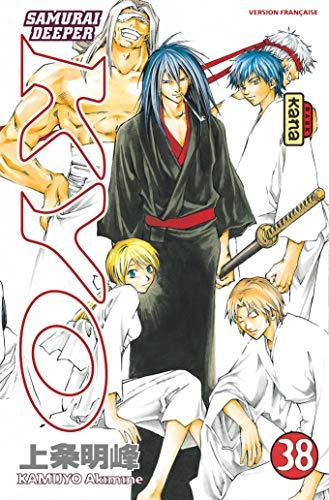 Samouraï Deeper Kyo - Tome 38