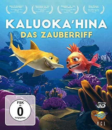 Kaluoka'Hina - Das Zauberriff (3D Blu-ray)