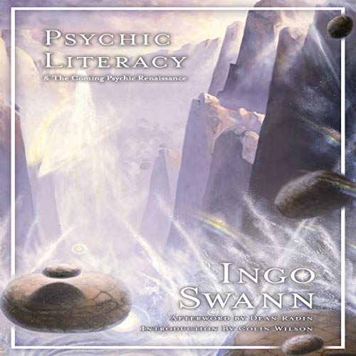 Psychic Literacy audiobook cover art