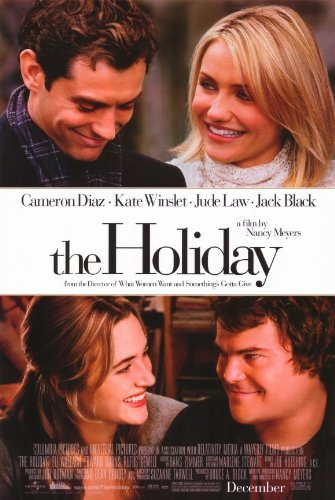 Pop Culture Graphics The Holiday Poster Movie 11x17 Cameron Diaz Kate Winslet Jude Law Jack Black