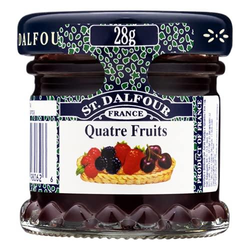 Geleia de Quatro Frutas (Quatre Fruits), St Dalfour
