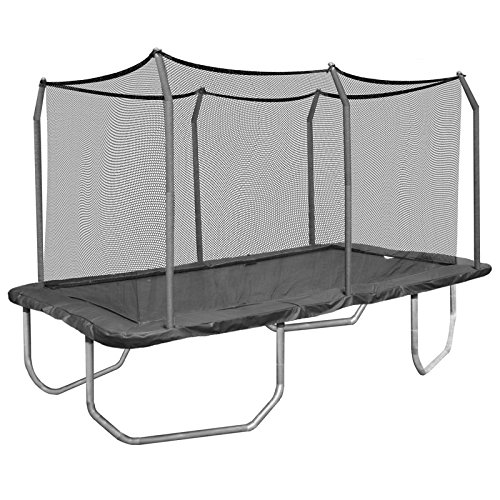 Skywalker Trampoline Net ONLY for 8ft x 14ft Rectangle, use with 6 Poles – NET ONLY, no Poles Included