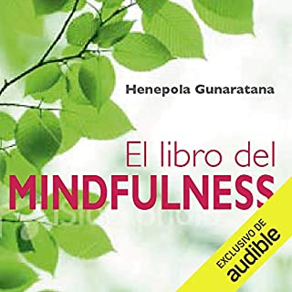 El libro del mindfulness (Narración en Castellano) [The Book of Mindfulness] audiobook cover art