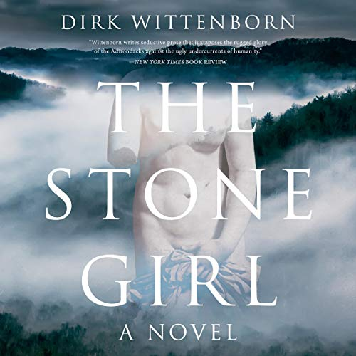 The Stone Girl  By  cover art