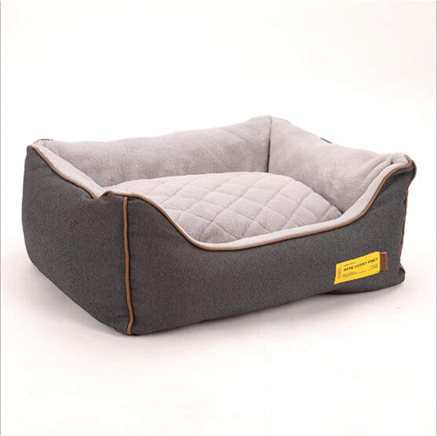 Dog Bed, Detachable And Washable, Warm In Winter, Soft And Comfortable. Suitable For All Dogs, NonSlip Oxford Cloth. Various Sizes,M
