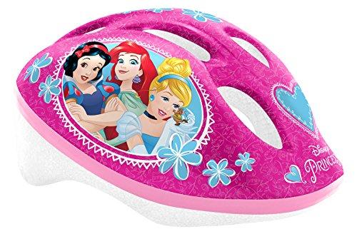 Stamp Princess Disney casco di bicicletta ragazza, Rosa
