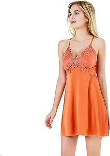Nightgown for Women Sexy Lingerie Babydoll Sexy Lace Pajamas Temptation Strap Underwear Cute Chemises Sleepwear