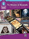 Top Hits from TV, Movies & Musicals Instrumental Solos: Trombone, Book & CD (Top Hits Instrumental Solos...