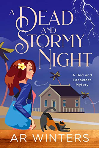 A Dead And Stormy Night: A Bed And Breakfast Cozy Mystery (Paradise Bed and...
