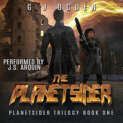 Couverture de The Planetsider