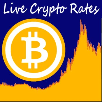 Live Crypto Rates  Best App For Crypto Traders