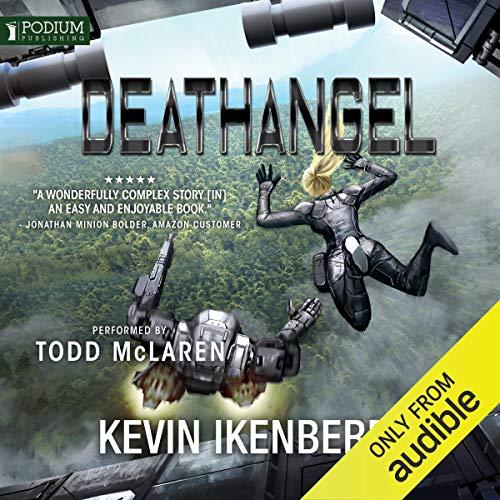 Deathangel: The Omega War, Book 10