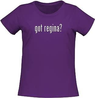 The Town Butler got Regina? - A Soft & Comfortable Women's Misses Cut T-Shirt