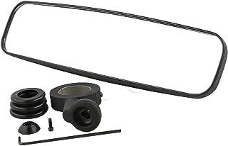 XMT-MOTO Rear View Mirror Universal fit for UTV Polaris RZR XP 1000 900 800 570 RZR 4 W/ 1.75