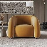 XIAOSAKU Sofás Relax Sofá Minimalista Sala de Estar Franela Moderna Simple Apartamento Pequeño Apartamento Personalidad Solicitud Sillón Silla Lazy Sofa (Color : Grey Single Chair)