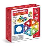 Magformers ベーシックプラス 14サークル マグネット構造 おもちゃ マルチカラー