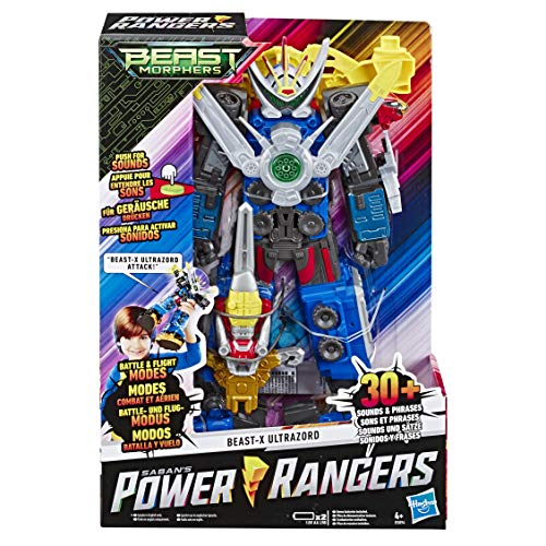 Power Rangers E5894100 Morphers Beast-X Ultrazord, Actionfigur TV-Serie, Multicolor