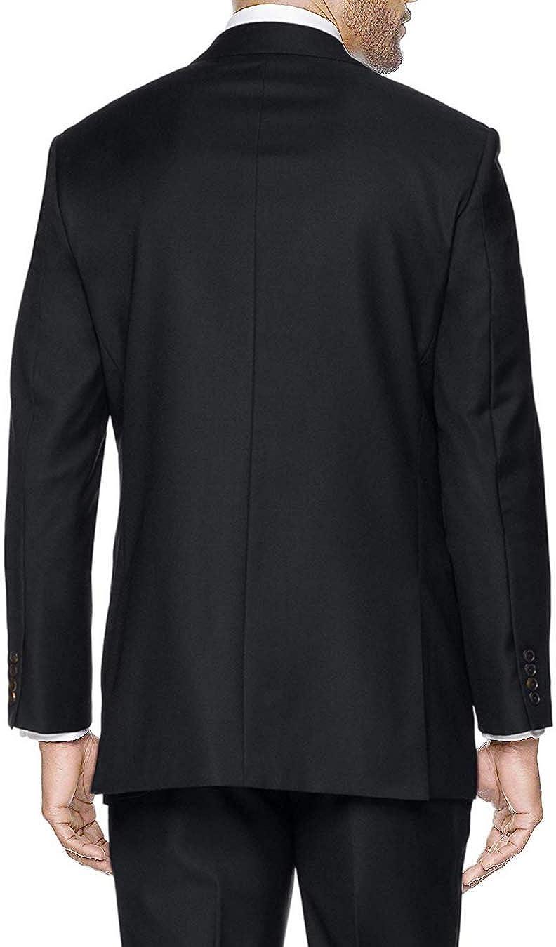 GN GIORGIO NAPOLI Men's 2 Button Modern Sport Coat Suit Jacket Separate Blazer