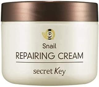 Secret Key - Snail Repairing Cream 50g - Anti Wrinkle