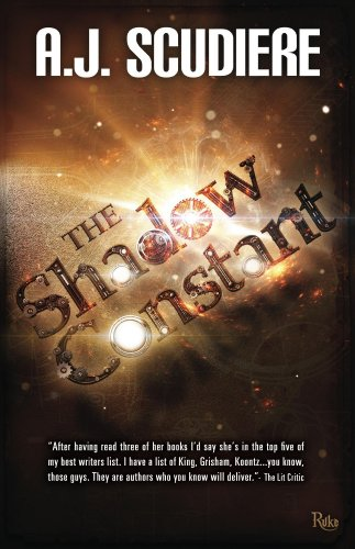 The Shadow Constant (Stand Alone Suspense)