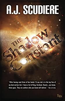 The Shadow Constant by [A.J. Scudiere]