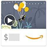 Amazon eGift Card - Party Pup (Birthday) (Animated)