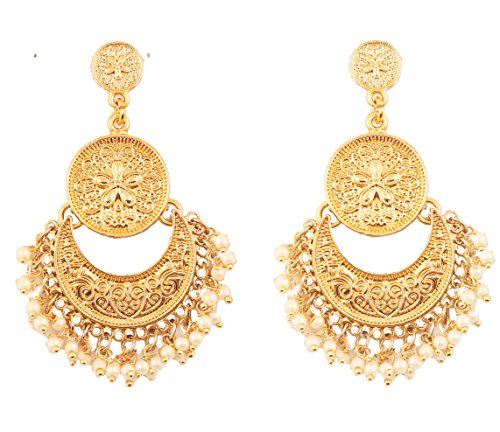 NEW! Touchstone Indian Bollywood Finely Hammered And Embossed Traditional...