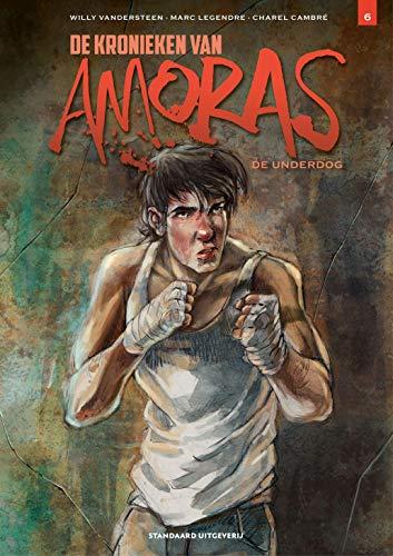 Underdog (De kronieken van Amoras) (Dutch Edition)