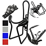 Lumintrail Bike Bottle Holder w/Handlebar Mount Adapter Lightweight...
