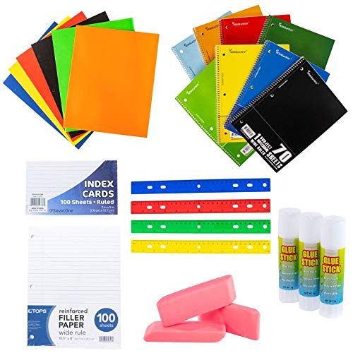 Essential All in One School Pack – Back to School Supplies...