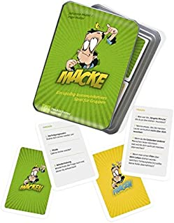 Macke. Ein Spaßig-Kommunikatives Spiel Für Gruppen