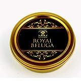 250 gr. 'Royal'Real Beluga Caviar. entrega gratuita de 2-3 días.